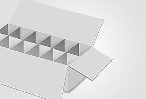 pudełka klapowe
